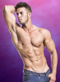 Male Stripper 11